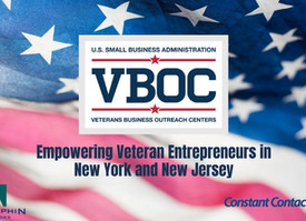 Arsenal Technology Partnership & Veterans Business Outreach Center NY/NJ Team with Constant Cont