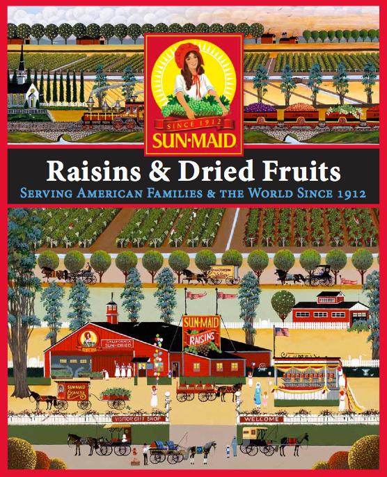 Sun Maid 100th Anniversary eBook
