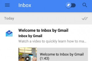 """""""Inbox"""" by Gmail"""