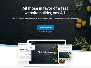 Constant Contact's New Website Builder
