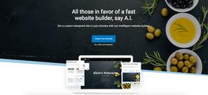 Constant Contact - New Website Builder