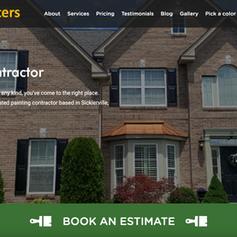 GLS Painters - Built by Endorphin Digital Marketing