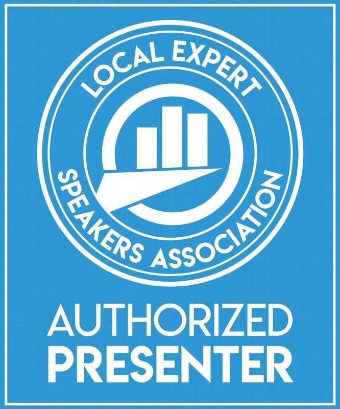 Local Expert Speakers Association, Authorized Presenter