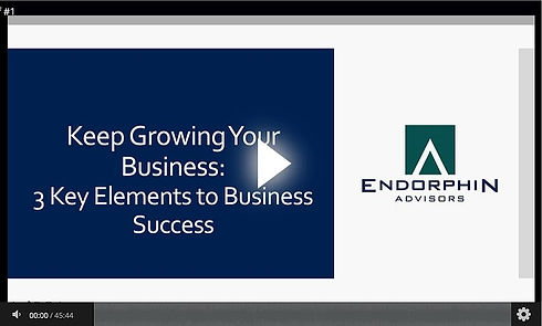 Educational Video - Keep Business Growin
