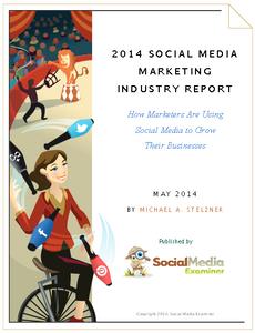Social Media Marketing Industry Report
