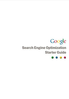 Google Search Engine Optimization Starte