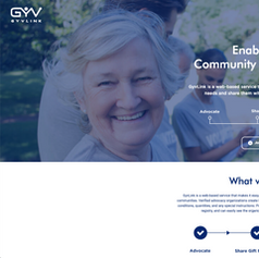 Gyvlink - Enabling Community Generosity