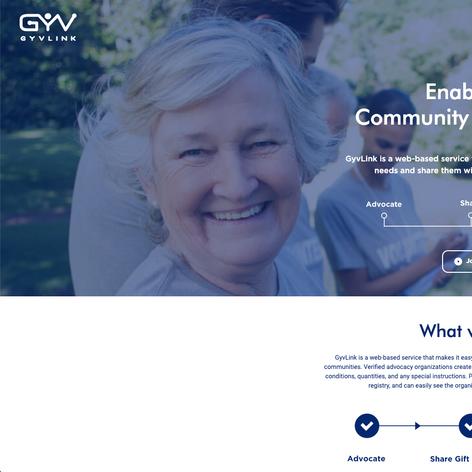 Gyvlink - Enabling Community Generosity