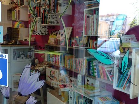 Libreria Nani Pittori di Firenze