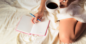 5 EASY JOURNAL WRITING PROMPTS