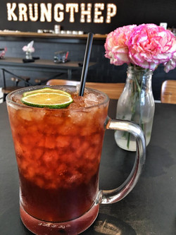 Signature Drink: Cha Ma Now