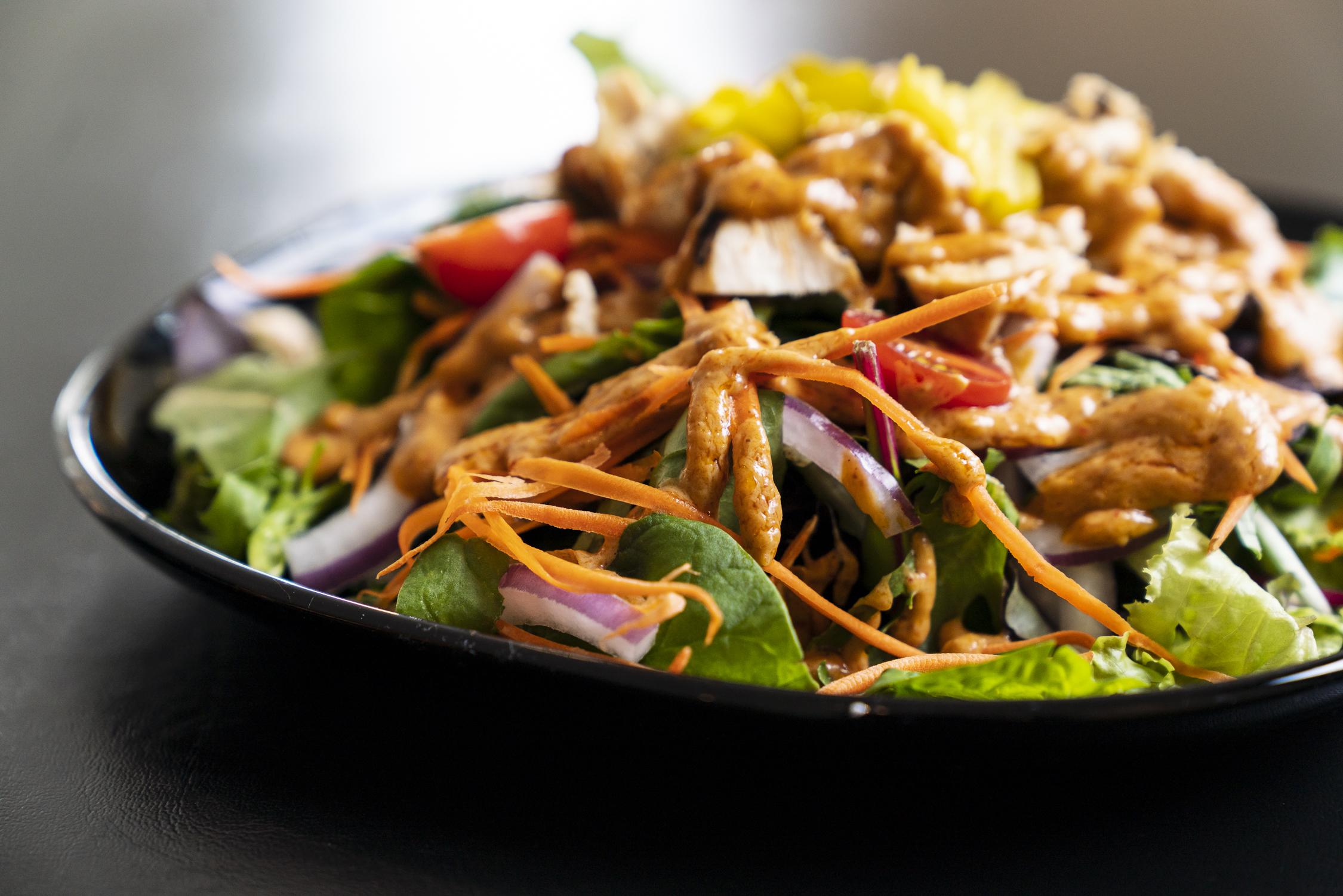 Satay Satay Salad