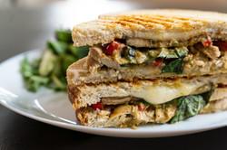 Green Curry Sandwich