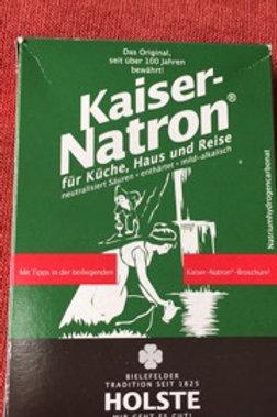 Natron,   Kaiser  das Original    5x 50g