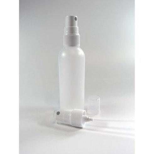 Spray bottle  100ml   HDPE  for DMSO