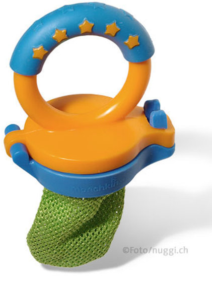 Munchkin,   Fruit and vegetable pacifier