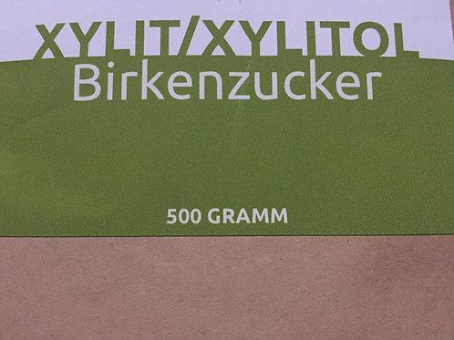 Xylit/Xylitol  500g    (Birkenzucker/Buchenzucker)