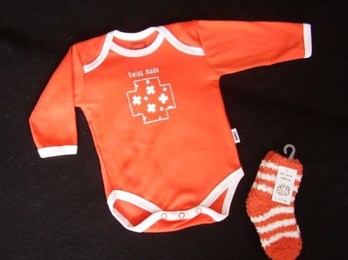 "Baby Body,  ""Swiss""         Design   Color me Baby   by Natalie Stangl"