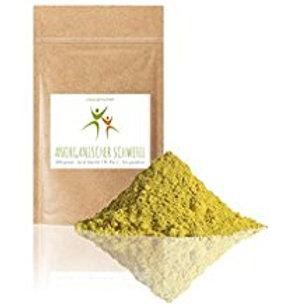 Anorganischer Schwefel 99,9 % Ph. Eur. fein gemahlen 500 g