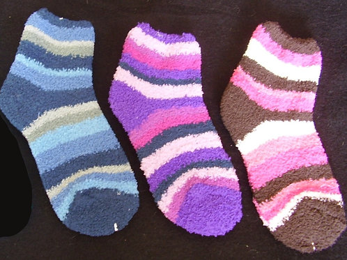 Kuschelsocken Mama       Design:  Color me Baby by Natalie Stangl