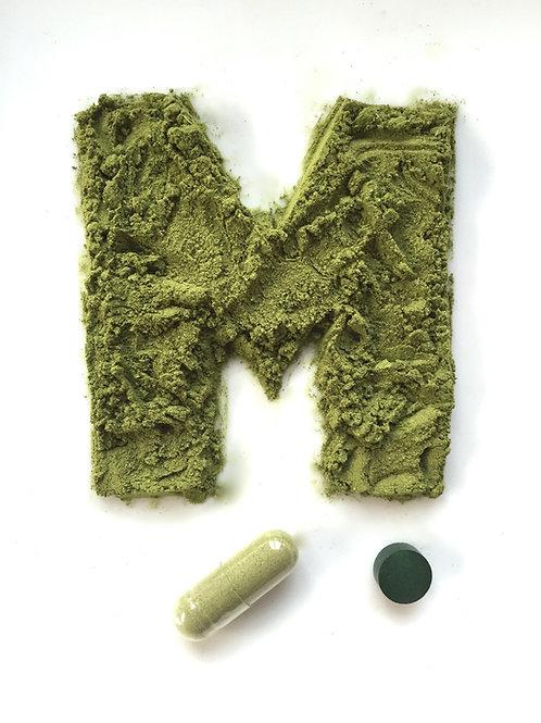 Moringa Powder  (grown wild)  organic   100g                          BLOG