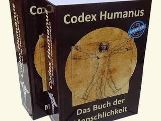 E -  Codex Humanus   the self remedy book