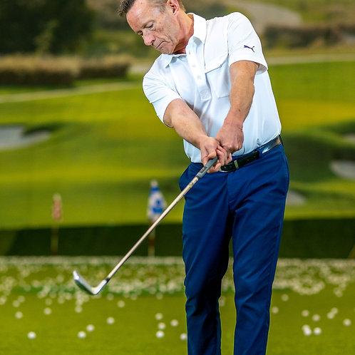 Bodyswing golfklinikat (55 min): Eroon käsiswingistä!