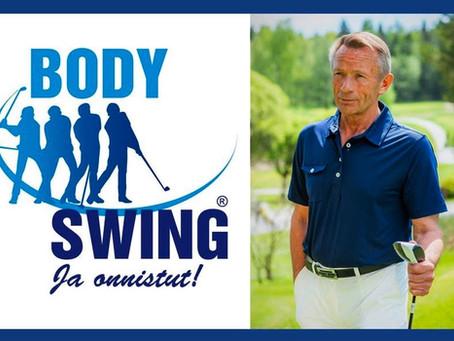 Mikä Bodyswing? Mikä golfin opetusmetodi?