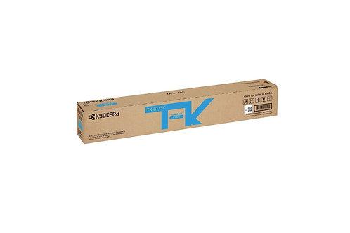 Тонер-картридж Kyocera TK-8115C голубой