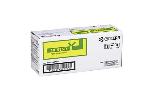 Тонер-картридж Kyocera TK-5150Y желтый