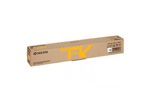 Тонер-картридж Kyocera TK-8115Y желтый
