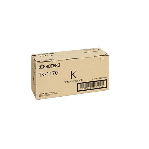 Тонер-картридж Kyocera TK-1170 черный