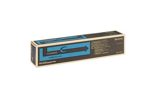 Тонер-картридж Kyocera TK-8305C голубой