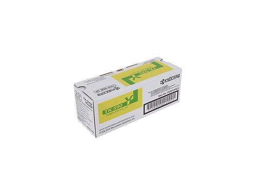 Тонер-картридж Kyocera TK-590Y желтый