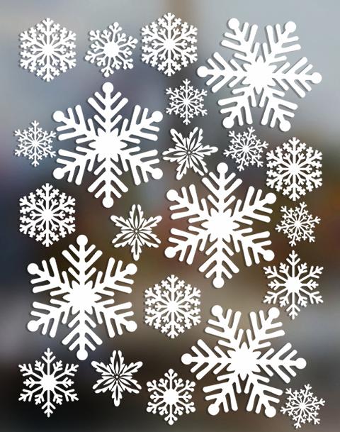 набор-наклеек-снежинок-разных-размеров.p