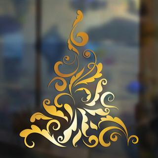 Ёлка в стиле арт-деко