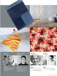 Interior Design Magazine -Spring Market Tabloid