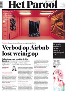 Cover - Het Parool (NL) Newspaper