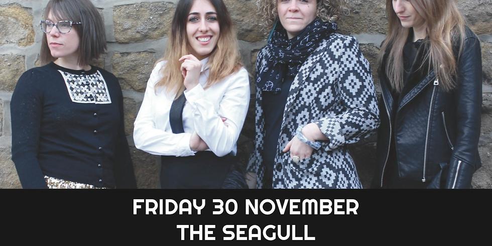 Sisterhood Music Collective Live LOWESTOFT @ The Seagull Theatre