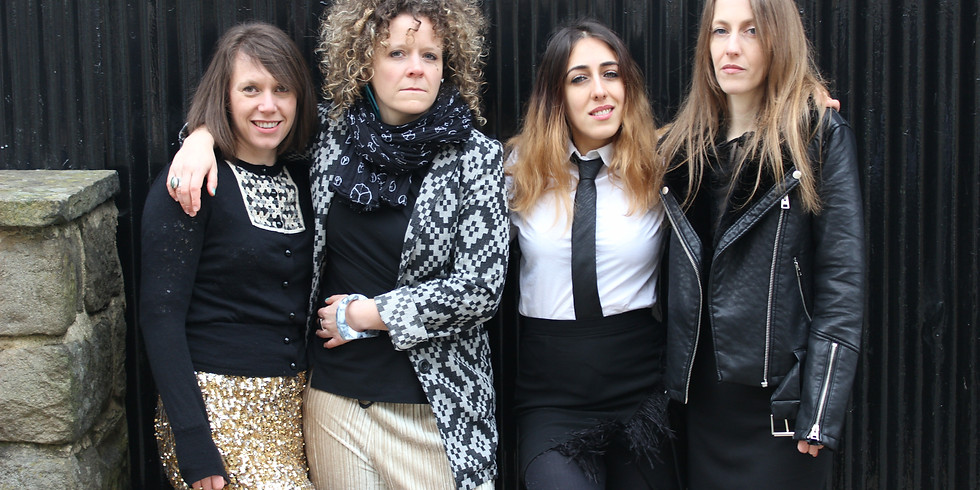 Sisterhood Music Collective at Otley Courthouse
