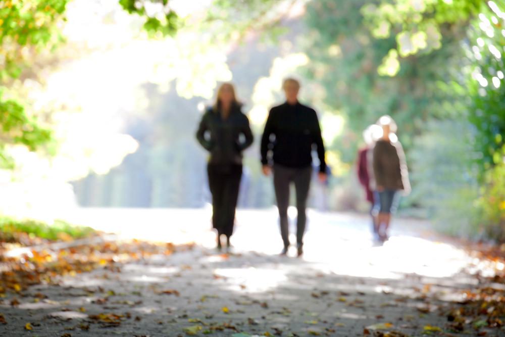 Regular walking is excellent for health