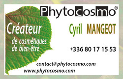 carte de visite Phytocosmo