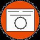 bouton Flyer Tract Prospectus site concept2comm
