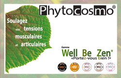 carte de visite Phytocosmo verso