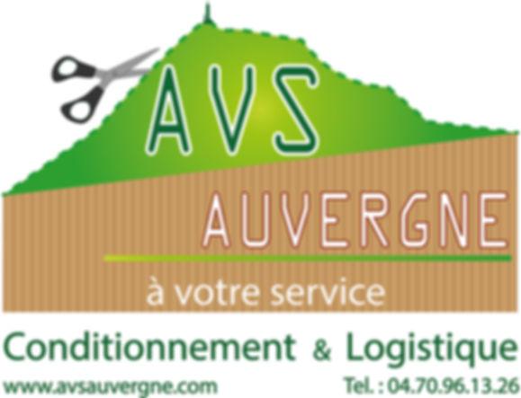 Enseigne AVS AUVERGE par Concept2comm