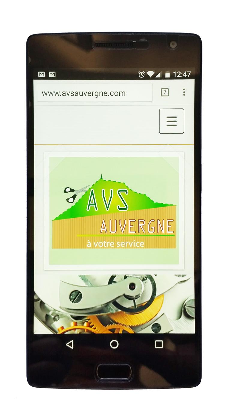 site-sur mobile-avs-auvergne