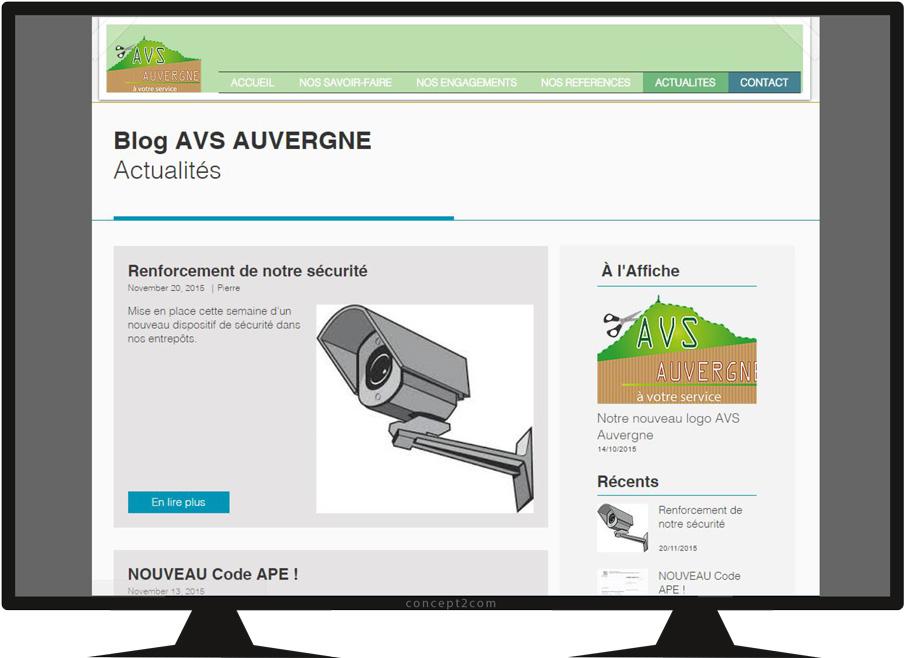 Site vitrine vue PC-avs-auvergne-blog