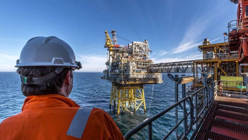 Oil and Gas Industry application