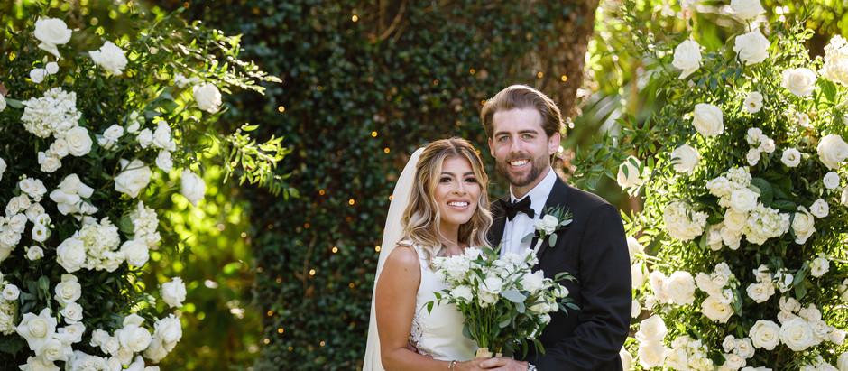 A Secret Garden Wedding  Inspiration at Villa Woodbine (Miami, FL) | Selene & Matthew | 02/27/21