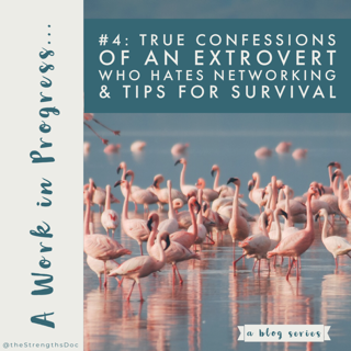 True Confessions of an Extrovert Who Hates Networking (& Tips for Survival)